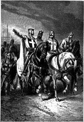 The Byzantine army defeats the Turks