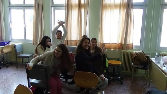 13η Συνάντηση της ομάδας για τα Κάστρα
