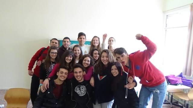 Τελική αποχαιρετιστήρια συνάντηση όλων των μαθητών