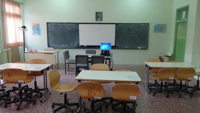 Ανανεώνεται η Αίθουσα Εκπαιδευτικών Δραστηριοτήτων