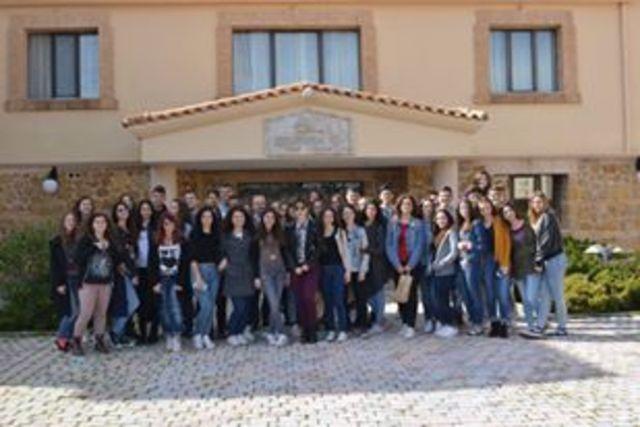 Εκπαιδευτική επίσκεψη στο Κτήμα Λαζαρίδη