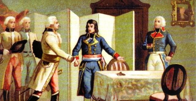 Tratado de Campo Formio