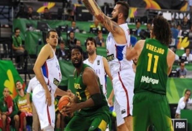 El baloncesto llega al Brasil y a toda Suramérica