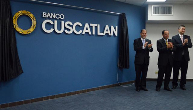 Se Relanza  Banco Cuscatlán