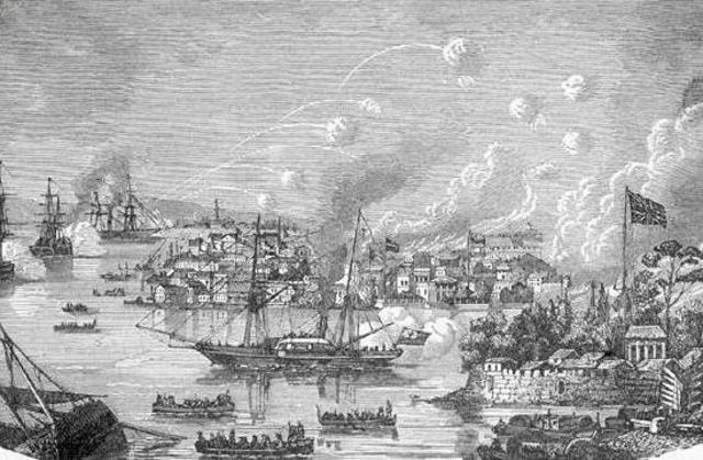 Primera guerra del Opio