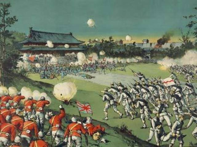 Primera Guerra del Opio (1839-1842)