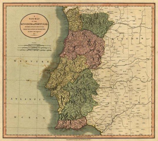 Invasión a Portugal