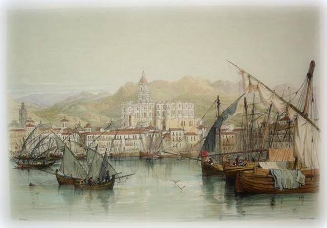 Entrada a los puertos franceses