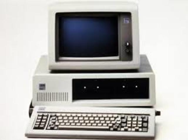 INVENCIÓN DE LA PRIMERA pc-IBM