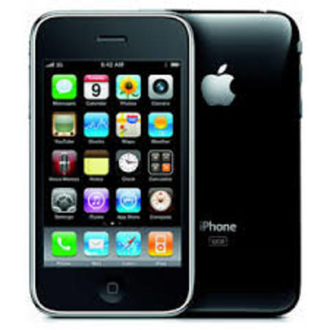 Tercera generación de teléfonos móviles