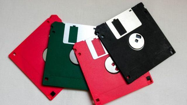 los disquetes