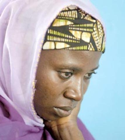 Campaña contra la lapidación de la nigeriana Amina Lawal