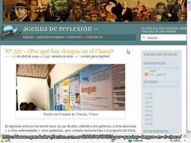 Asamblea contra la Globalización Capitalista y la Guerra-Gestión Presidenta española