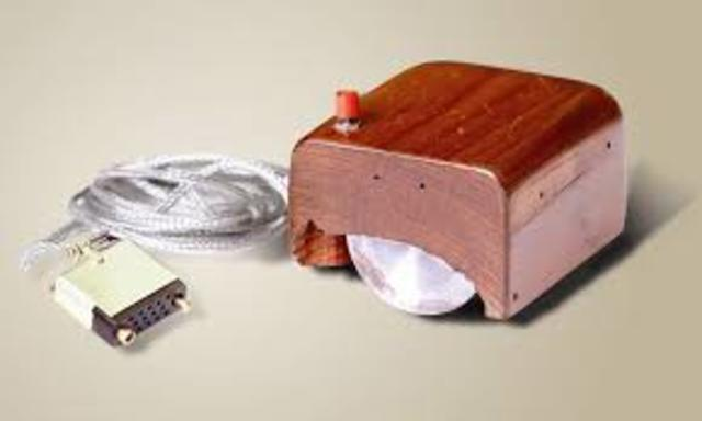 first mouse created