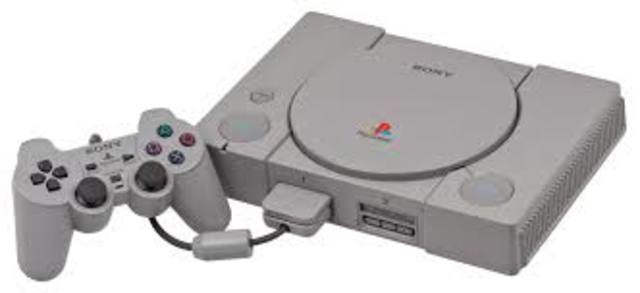 first Sony playstation