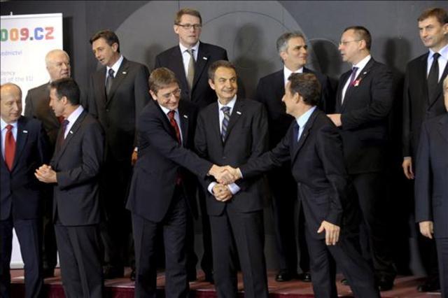 Cumbre de la Unión Europea