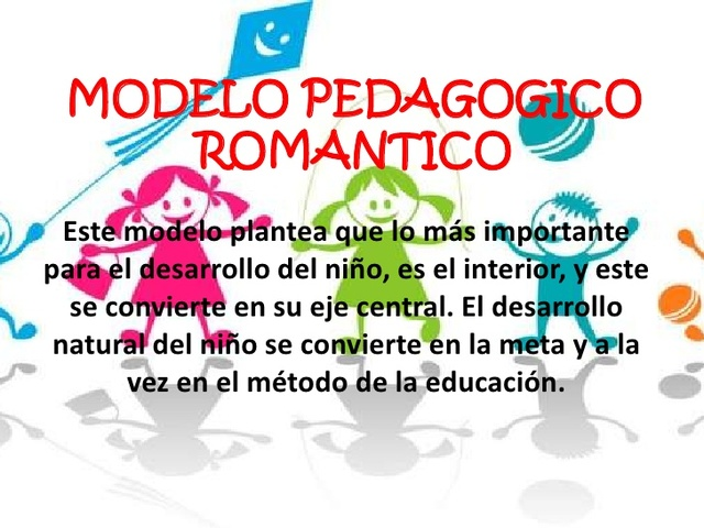 siglo XVIII MODELO ROMANTICO: