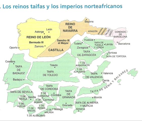 Reino de Taifas (1031-1236)