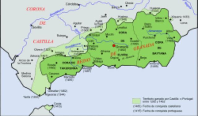 Reino nazarí de Granada (1237-1492)