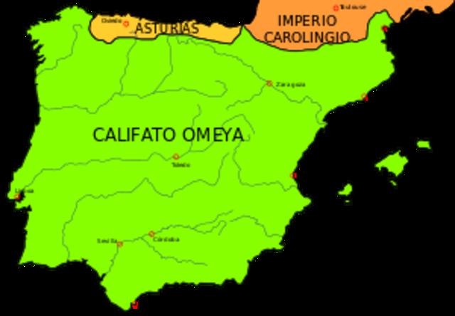 REINO DE ASTURIAS (718-925 )