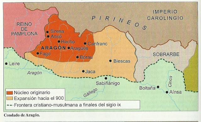 CONDADO DE ARAGÓN 817