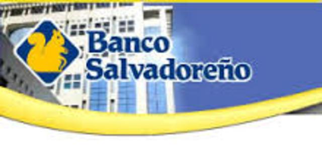 Cambio de nombre el Banco Particular de El Salvador a Banco Salvadoreño