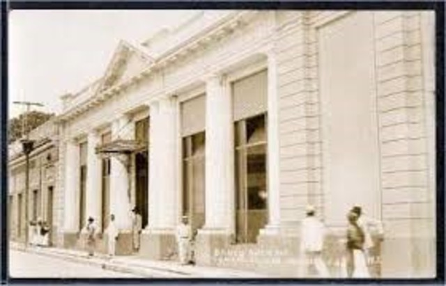 Funcionaban en El Salvador cinco bancos