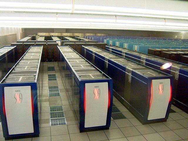 Earth Simulator is world's fastest supercomputer