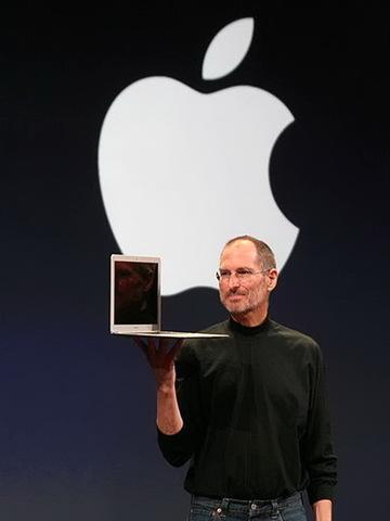 The MacBook Air is released