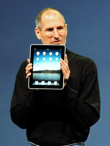 The Apple iPad is released