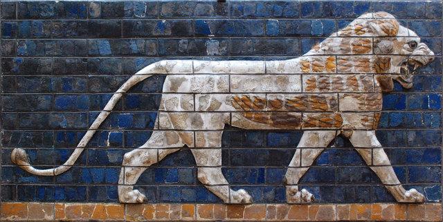 Cyrus takes Babylon