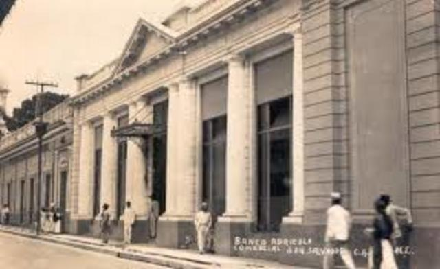 El Banco Nacional de El Salvador