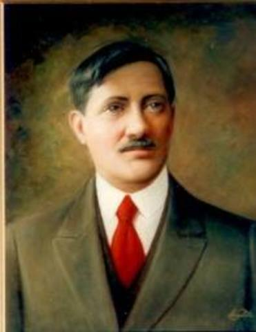 1er Comisionado de Puerto Rico: Juan B. Huyke