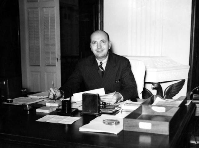 3re Comisionado de Puerto Rico: José M. Gallardo