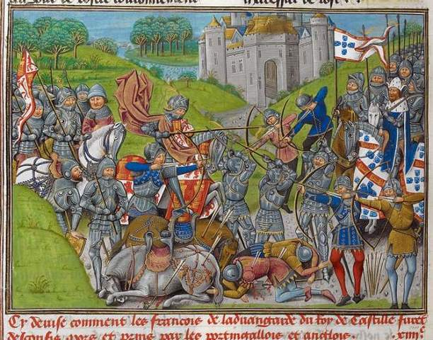 Independencia de Portugal en 1128