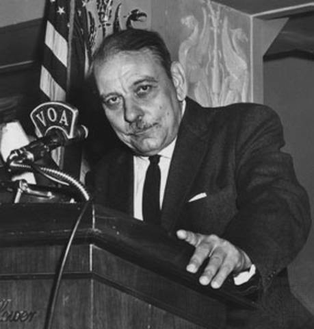 Primer gobernador electo