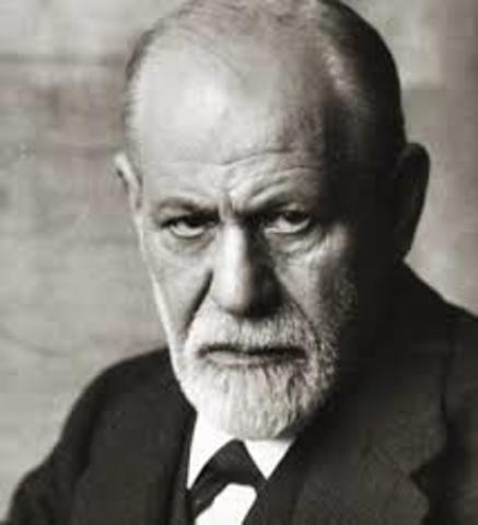 Sigmund Freud, 1922, The Group and the Primal Horde