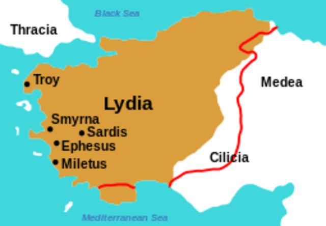 Lydia tries to rebel