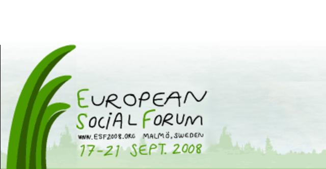 Foro Social Europeo