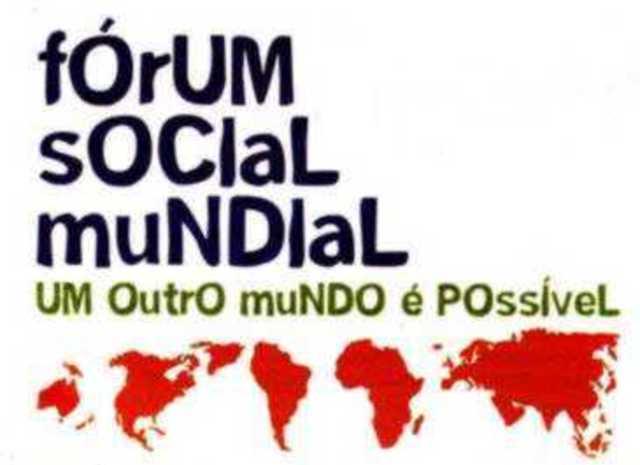 Reunión Foro Social Mundial
