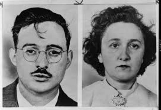 The Rosenbergs are Executed