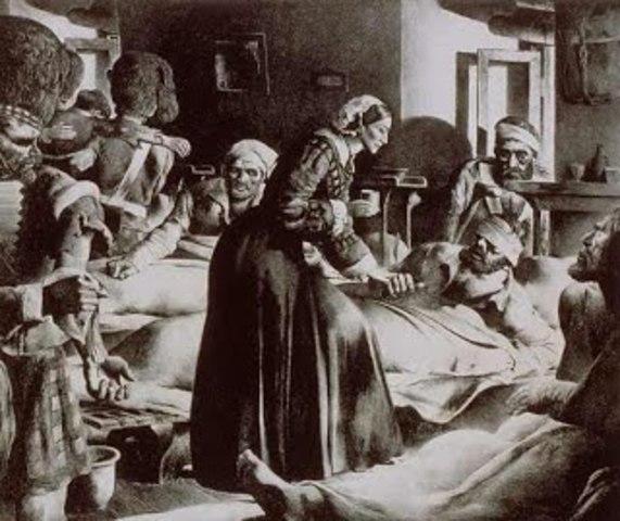Nueva Concepción de la Enfermería