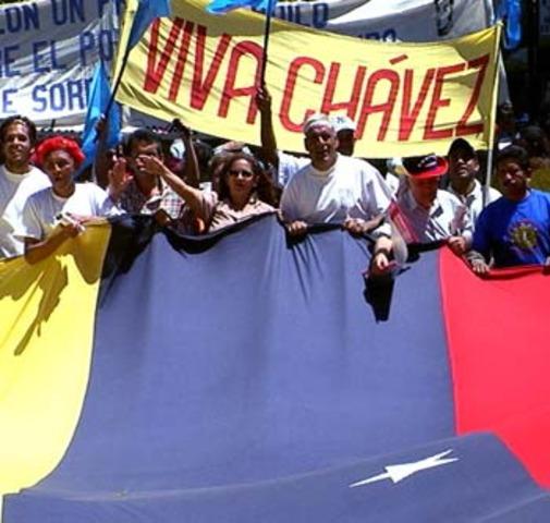 Golpe de estado Venezuela