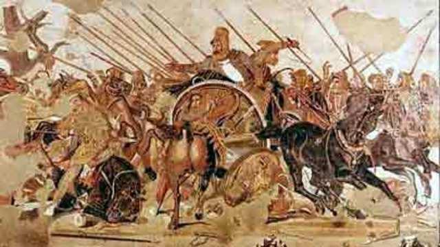 The Persian Wars 490-479 BC