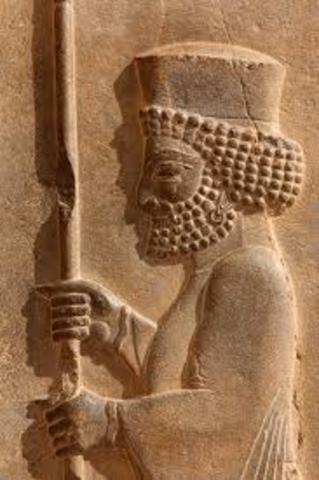 Artaxerxes comes to power 404 - 359 BC