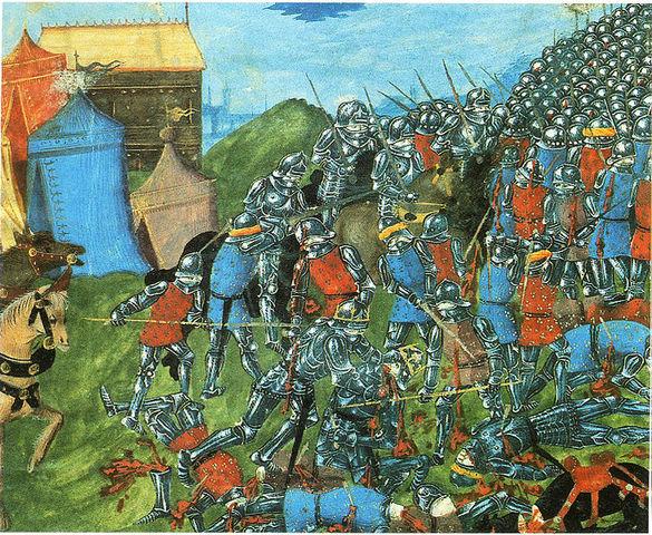 La batalla de Vouillé