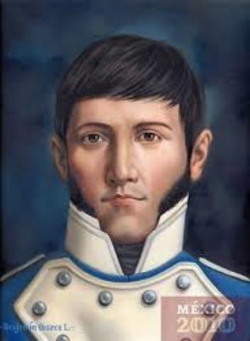 Xavier Mina en contra de Fernando VII