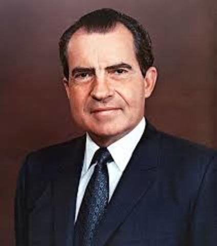 Richard Nixon (1969)