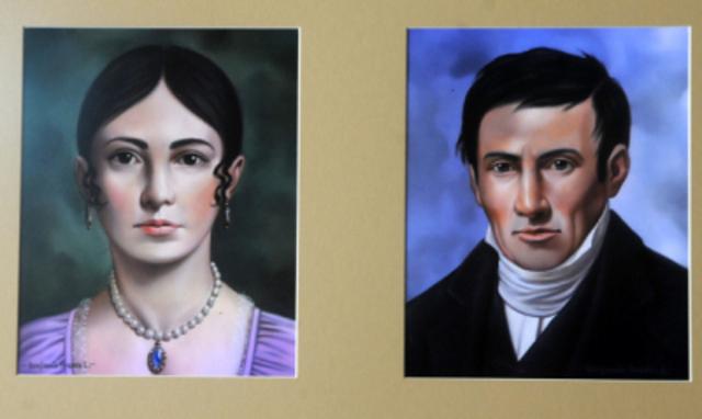 Andrés Quintana Roo y Leona Vicario