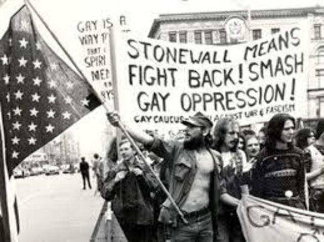 The Stonewall Riots (1969)